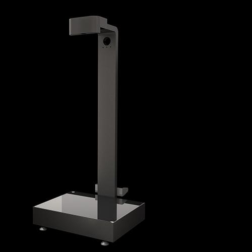 超薄测量量方称重扫码一体机
