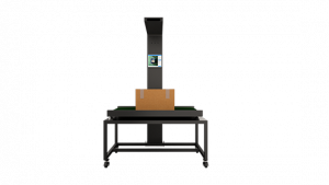 GS200p皮带式量方称重一体机