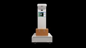 GS200Y pro 移动式量方称重一体机